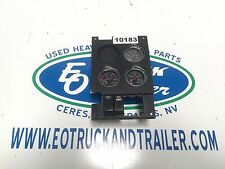 KENWORTH Dash Gauge Panel Switch Assembly T660 T600 T800 W900
