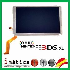 PANTALLA LCD NINTENDO NEW 3DS XL SUPERIOR UPPER 3 DS LL FLEX IMAGEN ARRIBA N3DS