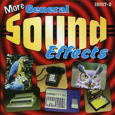 Various Artists - Sound Effects: General Sounds, Vol. 2 [New CD]