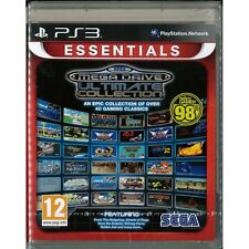 SEGA Mega Drive Ultimate Collection Essentials PS3 Playstation 3 New & Sealed