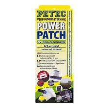 Bande reparation UV Renforce a la Fibre de Verre PETEC POWERPATCH GAZ