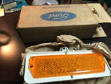 NOS 1971 - 1978 FORD PINTO FRONT DRIVERS SIDE AMBER SIDEMARKER MARKER LIGHT