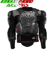 Chest Armour Protective Acerbis Cosmo LEVEL2 2.0 Black/Grey/Red