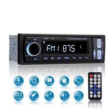 Autoradio Bluetooth, MEKUULA Radio de Voiture Stéréo Vidéo FM 4x60W Poste, 1...