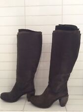 Women's Marsell leather boots size 38