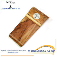 Wild Dog Stomp Box Yowie Australian Made Timber Wooden Bass Stompbox