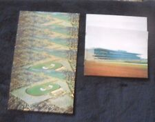 """Lot of 9 Vintage Unposted Postcards - Aqueduct - The """"Big A"""" - Long Island NY"""