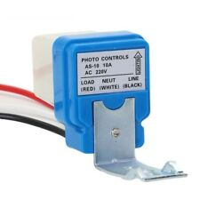 Automatic Switch Street Lamp Controller On Off Photocell Light Ac220v 110v