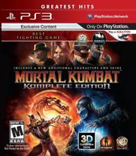PS3 acción-mortal Kombat Komplete Edition (US Importación) PS3 Nuevo