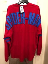 Marvel Spirit Jersey Spiderman SDCC 2019 XL Exclusive Sold Out Disney