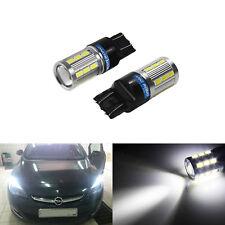 T20 W21W 7443 7440 582 21 SMD LED Birne Blinklicht Tagfahrlicht Lampe DRL Weiß