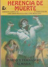 Herencia de Muerte(1981) Mario & Fernando Almada[Format:DVD] Color,fullscreen