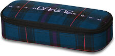 Dakine SCHOOL CASE Womens Pencil Pen Bag Suzie Blue Purple Plaid NEW