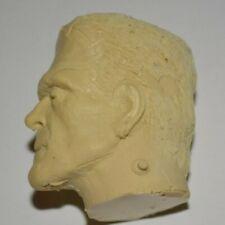 Frankenstein Universal Monsters Resin Head - Two Parts - Unpainted.