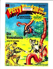 "Perry Rohdan Im Bild No 8 1967 -German  -""Giant Earth Worm Cover ! """
