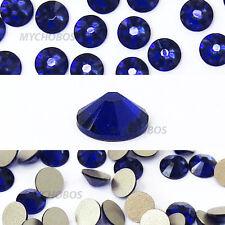 1440 Swarovski 2088 20ss wholesale crystal flatback rhinestone ss20 COBALT (369)