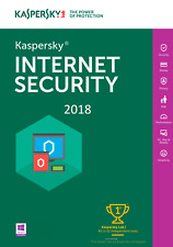 💥 KASPERSKY INTERNET SECURITY 2018 MULTI DEVICE 3 Years 3 PCs