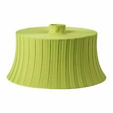 "Ikea Amtevik Green Large Fabric shade 55cm NEW 22"""