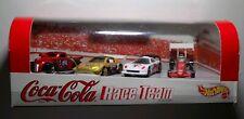 New In Box Vintage 1999 Hotwheels Coca~Cola Special Edition Coca~Cola Race Team