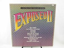 2 LP Record Compilation EXPOSED II New Rock 1981 Psychedelic Furs OMD Harlequin