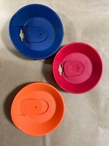 Single Travel Lid for 16 oz Tervis Tumbler 1-20% Volume Discount Blue Orange Red
