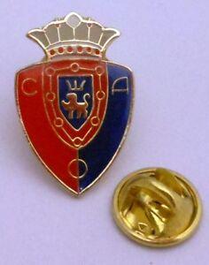 Pin / Anstecker + Club Atlético Osasuna + Wappen + Spanien #66