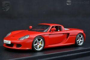 1:43 AUTOart Porsche Carrera GT,no BBR, FrontiArt, Make Up, Looksmart