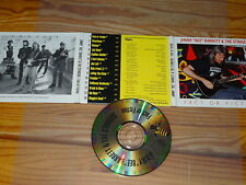 JIMMY ''BEE'' BARRETT & THE STINGERS - FACT OR FICTION / DIGIPACK-CD 1991