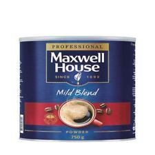 Maxwell House Coffee poudre 750 g tin 64997, pas besoin de rôti ou Grind [KS79319]