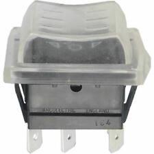 WIPPTASTER 2x T-A-T - Typ C1572 - 16/4a @ 250V AC mit Schmutz-/Spritzschutz
