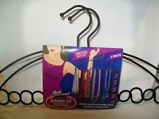 Organizer Holds Scarves,Belts,Ties,Hang It, 2 Accessory Hangers,Just Solutions,