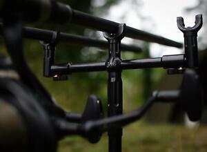 JAG Prolite Black Adjustable 3 Rod Buzz Bar NEW LOOK VERSION