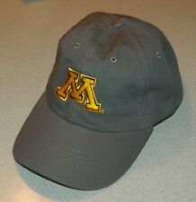 University of Minnesota Crookston - Baseball Cap Adjustable Baseball Hat - Slate