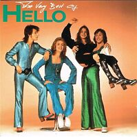 (CD) Hello - The Very Best Of - New York Groove, Tell Him, Love Stealer, u.a.