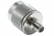 SMA FEMALE TO N MALE ADAPTOR. LOW PRICE FREE SHIPPING USA DEALER
