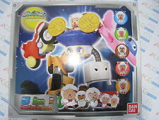 Anime Pleasant Goat and Big Big Wolf 5 in 1 Combination Robot Figure Toy Bandai