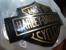 Harley FXR FXRT FXRP FXRD Bar & Shield tank emblems 14072-86 x 2 NEW EP13891B