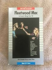 Fleetwood Mac ~ In Concert ~ Mirage Tour 82 ~ Beta Hi-Fi Stereo ~ Video ~ 1985