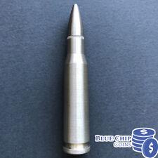 Silver Bullet 2oz 99.9% Purity Ag
