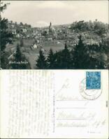 Ansichtskarte Hohnstein (Sächs. Schweiz) Blick auf die Stadt 1956