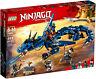 LEGO Ninjago - 70652 Blitzdrache mit Zane, Jay und Muzzle - Neu OVP