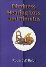 Dizziness, Hearing Loss, and Tinnitus (Contemporary Neurology Series-ExLibrary