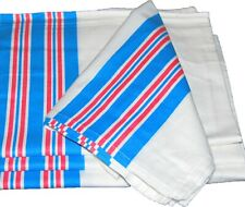 12 New Baby / Infant Receiving Swaddling Hospital Blankets 30''x40'&# 039; 100% Cotton