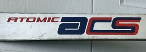 Vintage Atomic Compact-L 160cm ONE Ski (Single,1 ONLY) Disply Decor Project