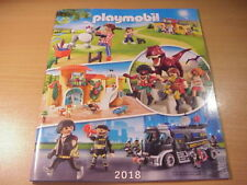 Playmobil - 2018 DUTCH/FRENCH CATALOGUE - 02-18/07/18 - New
