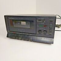 Vintage Optimus SCT-86 Stereo Cassette Tape Deck Dolby System