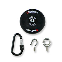 """Northcore """"Hook Up"""" Magnetic Wetsuit Hanger, travel wetsuit and kit dryer"""