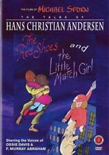 THE TALES OF HANS CHRISTIAN ANDERSEN - THE RED SHOES/THE LITTLE MATCH GIRL NEW R