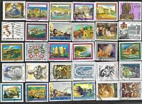 Italy Stamps & Pictorials Used FREE Shipping