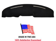 Black Carpet Dash Mat Compatible w/ 1970-1973 Datsun 240z Dash Cover Made in USA